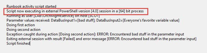 Entering PowerShell session with latest 64-bit vesion