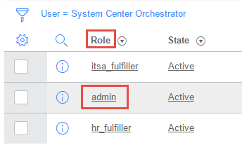 Granting Orchestrator account ServiceNow permissions
